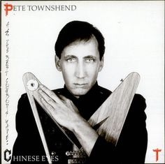 For Sale - Pete Townshend All The Best Cowboys Have Chinese Eyes UK  vinyl LP album (LP record) - See this and 250,000 other rare & vintage vinyl records, singles, LPs & CDs at http://eil.com