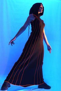 Alternative Clothing - Druid Dress - Dresses - Gothic - Alienskin Clothing: Hand made
