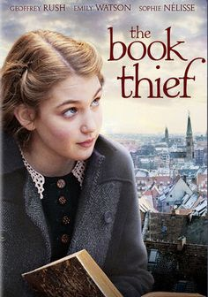 The Book Thief (2013) Young Liesel steals books to teach herself to read, giving her refuge from the horrors of Nazi Germany and her cold foster parents. When not reading, she forms a bond with the Jewish man her adoptive family is hiding in their home. Sophie Nélisse, Geoffrey Rush, Emily Watson...Drama,Military