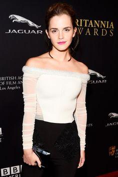 Pin for Later: Wir hatten gestern Abend mal wieder nur Augen für Emma Watson