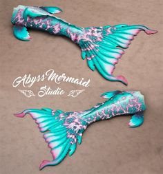 These colours make me feel happy Realistic Mermaid Tails, Mermaid Tails For Kids, Siren Mermaid, Mermaid Cove, Mermaid Melody, Mermaid Under The Sea, Finfolk Mermaid Tails, Merman Tails, No Ordinary Girl