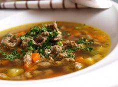 24 nejlepších zimních polévek, které vás zahřejí a zasytí! Beef, Tips, Instant Pot Pressure Cooker, Top Recipes, Homemade, Easy Meals, Food Food, Bakken, Meat