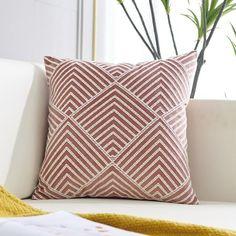 Sofia Velvet Pillows - Sangria