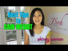 Weight Gain for Skinny Women (We live in a weight loss culture and can't forget about those with other health issues) #Ectomorph