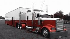 KW Peterbilt 379, Kenworth Trucks, Show Trucks, Big Trucks, Volvo, Heavy Construction Equipment, Custom Big Rigs, Road Train, Fire Engine