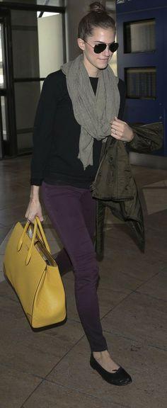 Allison Willians em LA (15/03/14)