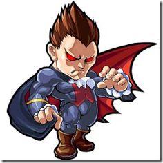 Street Fighter X All Capcom - Dimitri Maximoff (Darkstalkers)