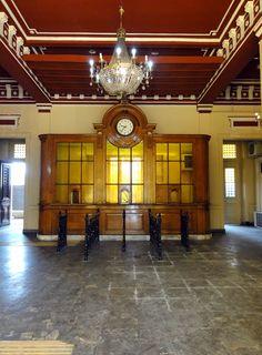 PELOPONESOS TRAIN STATION