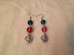 My custom made earrings
