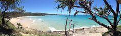 Cylinder Beach North Stradbroke Island. #straddie #weloveStraddie