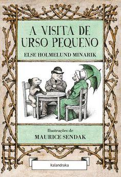 Maurice Sendak colecção infantil 'Little Bear' ilustrada