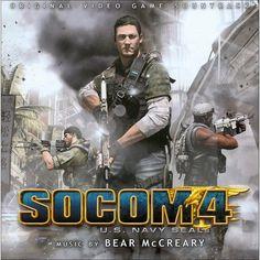 Bear Mccreary - Socom 4 - US Navy Seals (Ost) (CD)