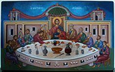 Η ΑΠΟΚΑΛΥΨΗ ΤΟΥ ΕΝΑΤΟΥ ΚΥΜΑΤΟΣ: Ο Μυστικός Δείπνος, η προετοιμασία του την εποχή τ...