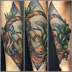 """Por @mery_raijin en Raijin Tattoo #tattoo #neotraditional #raijintattoo"""