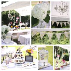 vintage bridal shower theme ideas   ... wedding but it would also work for a rehearsal dinner, bridal shower