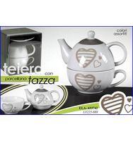 Teiera + tazza VENDITA: 12 EURO