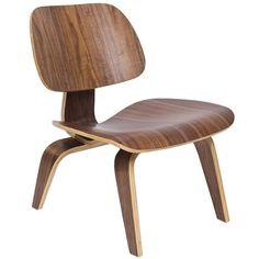 Lounge Chair Wood