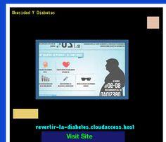 Obesidad Y Diabetes 171158 - Aprenda como vencer la diabetes y recuperar su salud.