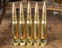 .50 Caliber Bullet Bottle Opener Gift Pack
