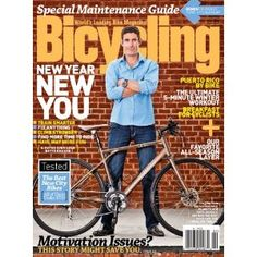 Another great magazine that's a fav of mine! I've only been riding a little over a year, so there's still a lot for me to learn.