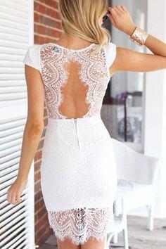 biała koronkowa sukienka - Szukaj w Google