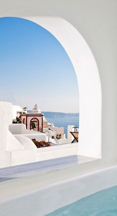 Greece  #santorini #greece #white #Grecia #viajes #blanco