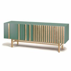 DIMENSIONS: 50 x 195 x h79cm PRODUCT INFO: Plywood veneer, lacquered MDF OTHER OPTIONS: wood colors and MDF colors Contact us for inquiries. DESIGNER / BRAND: Mambo Unllimited Ideas DELIVERY TIME: 6-8 weeks (*) * subject to availability from supplier