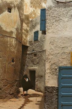 Essaouira, Morocco. Photo by Bruno Barbey.