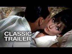 Paris When It Sizzles (1964) Official Trailer #1 - Audrey Hepburn Movie HD