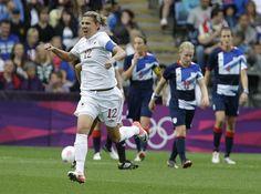 Great Britain vs Canada, Women's Quarterfinal - Soccer Slideshows   NBC Olympics