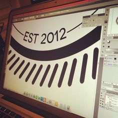 Tonight has been spent designing our custom prints for inside the neck of our products. Here's a little sneak peek!