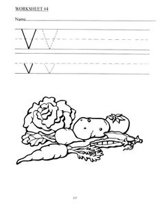 vegetables handwriting practice worksheet fonts4teachersblog printable activities for kids. Black Bedroom Furniture Sets. Home Design Ideas