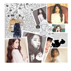 """""""""""Like the words written in the sand where the waves are, I'm afraid you'll diseppear, so I always miss you"""" ~ IU (LEE JI-EUN)"""" by kimiko-alien ❤ liked on Polyvore featuring Dolce&Gabbana, Mafalda von Hessen, Chicwish, Charlotte Olympia, Arman Sarkisyan and Eichholtz"""
