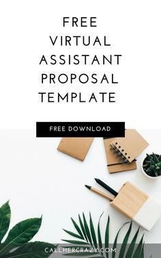 12 days of Mompreneur freebies – FREE proposal template for virtual assistants Free Proposal Template, Project Proposal Template, Welcome Packet, Virtual Assistant Services, Pinterest For Business, Blogging For Beginners, Call Her, 12 Days, How To Make Money