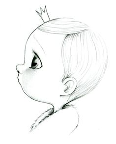 la fiancée au beurre salé: Little king — he is tooo cute!!!