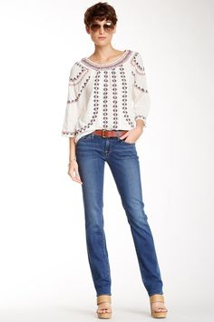 Love this look! Charlie Straight Leg Jean  by Lucky Brand on @nordstrom_rack