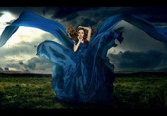 Butterfly and Hurricane - Irina Istratova