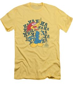 WOODY WOODPECKER/LAUGH IT UP - Woody Woodpecker - Classic TV Shows - TV & Movies   Classic Tv Show T Shirts   Popfunk