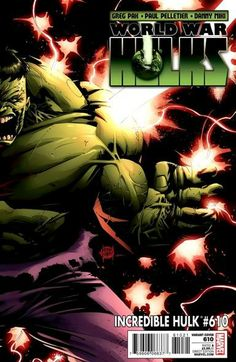 Incredible Hulk Vol. 4 # 610 (Variant) by Adam Kubert
