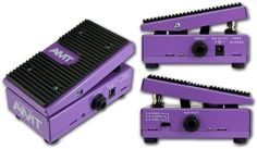 AMT Electronics WH1 Japanese Girl Wah Pedal Bundle W/Capo Tuner!   Reverb