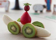 comidas_divertidas_con_fruta fruta apetecible para niños