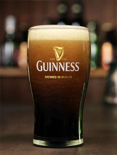 Guinness- Perfect Pint
