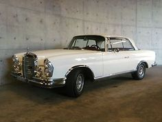 Mercedes-Benz : 200-Series 250SEC W-111