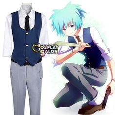 Halloween #assassination #classroom anime cosplay shiota nagisa #stylish costumes,  View more on the LINK: 	http://www.zeppy.io/product/gb/2/121896220172/