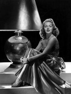 Print of:  Lana Turner, 1939