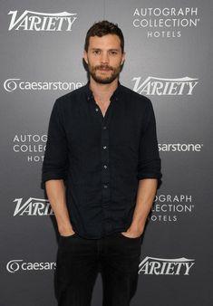 Jamie Dornan Photos Photos - Actor Jamie Dornan attends Variety Studio Actors on…