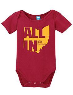 All In Cavaliers Onesie Funny Bodysuit Baby Romper Red 36 Month
