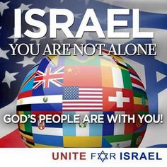 Israel... the apple of God's eye. Obama's time is almost OVER! The American people stand with Israel! Genesis 12:3