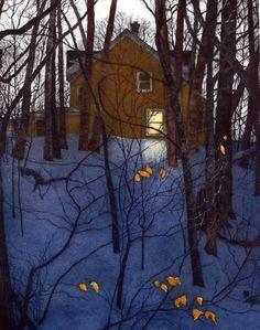 Twilight. Anna Syperek