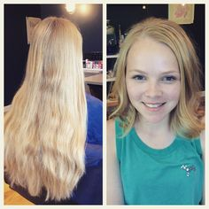 9 Best Locks Of Love Donation Images Long Hair Styles